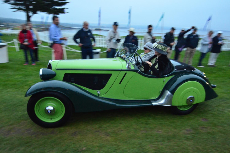 Pebble Beach Car Show Tickets
