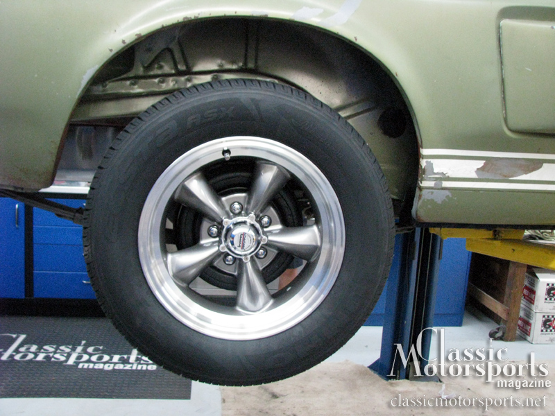 Car Wheels Muscle Car Wheels And Tires
