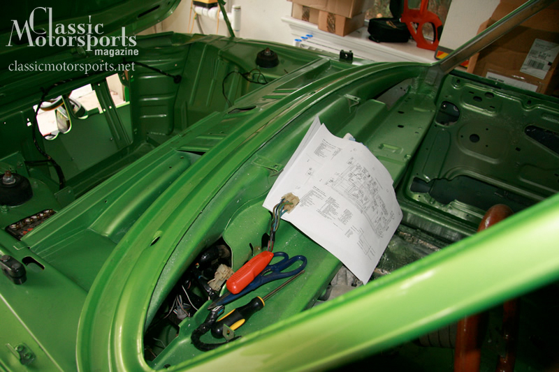More Reassembly: 2002 Comes Together | BMW 2002tii ...