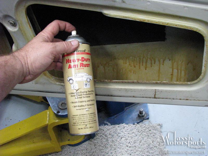 Heavy Duty Anti Rust : Fixing doors mercedes benz s project car