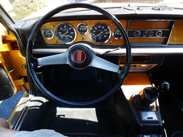Fiat 850 Spider >> Fiat Gets a New Dash | Fiat 124 Spider | Project Car Updates