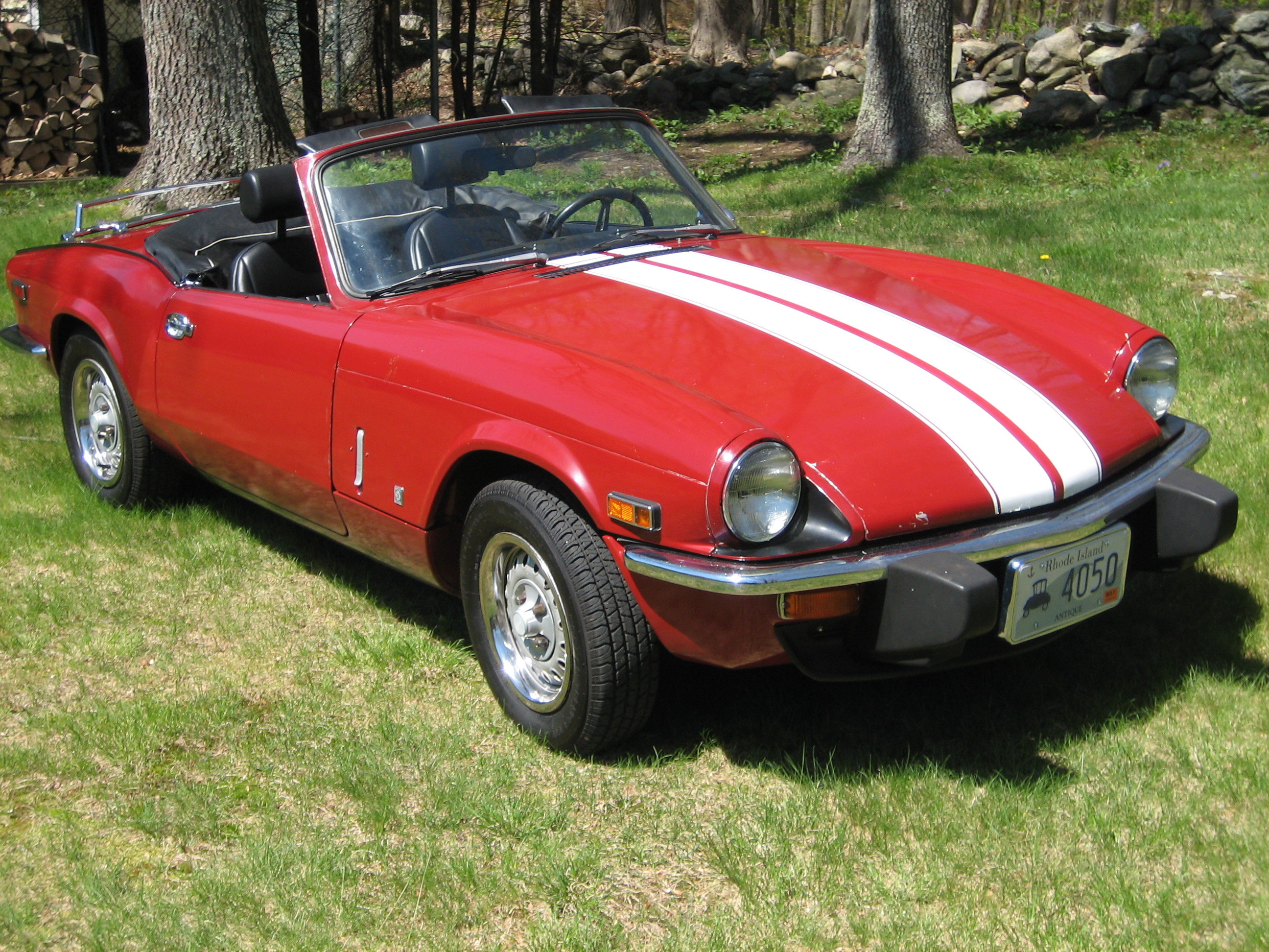 rhodyspit75 39 s triumph spitfire readers rides. Black Bedroom Furniture Sets. Home Design Ideas