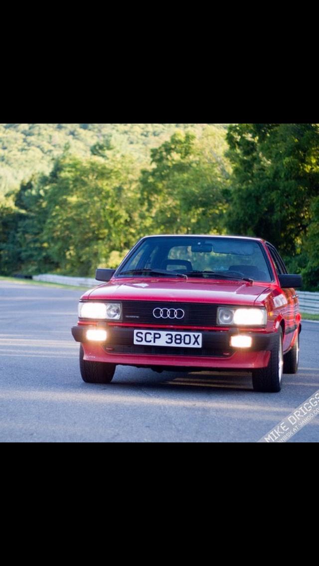 Driggs 39 S Audi 4000s Quattro Readers Rides