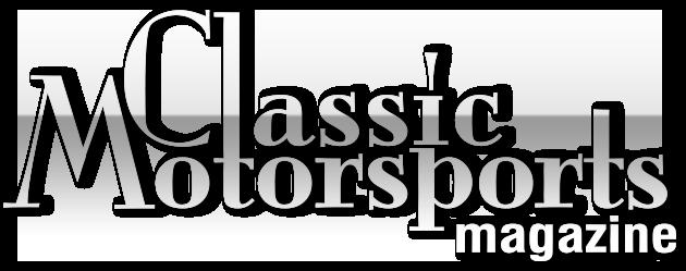 Classic Motorsports Classic Car Magazine